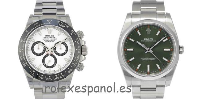 Nato es una compleja correa de tres estilos de nylon Replicas Relojes  recomendada